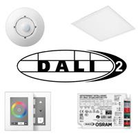 DALI scénické ovládanie osvetlenia - čo je DALI, výhody, zapojenie