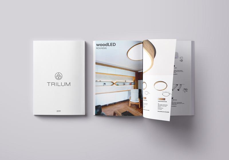 Svietidla Trilum - Katalóg na stiahnutie vo formáte PDF