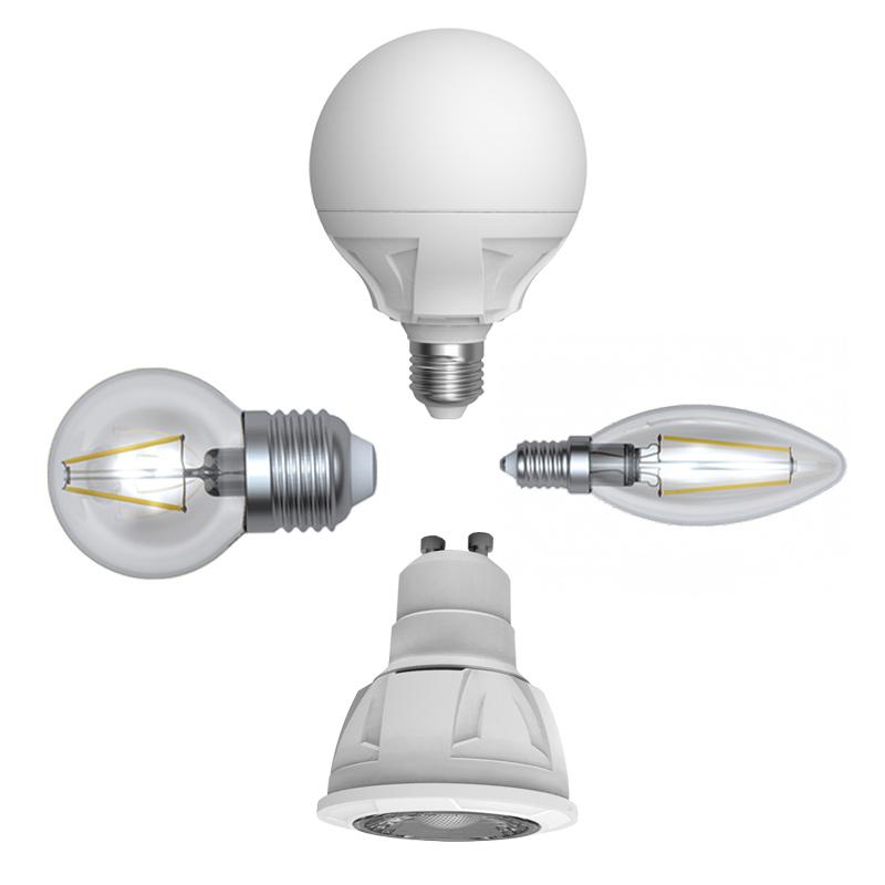 LED profily