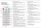 Senzor pohybu, mikrovlnný, zápustný, DALI, tri-level corridor, DALI bus zdroj