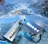 LED svietidlo do fontány, 24V DC, 11.9W, 6500K, 490lm, IP68, 211x60mm