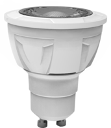 LED bodové svietidlo, 5W, GU10, 30°, 230V, 4200K, 410lm, neutrálna biela