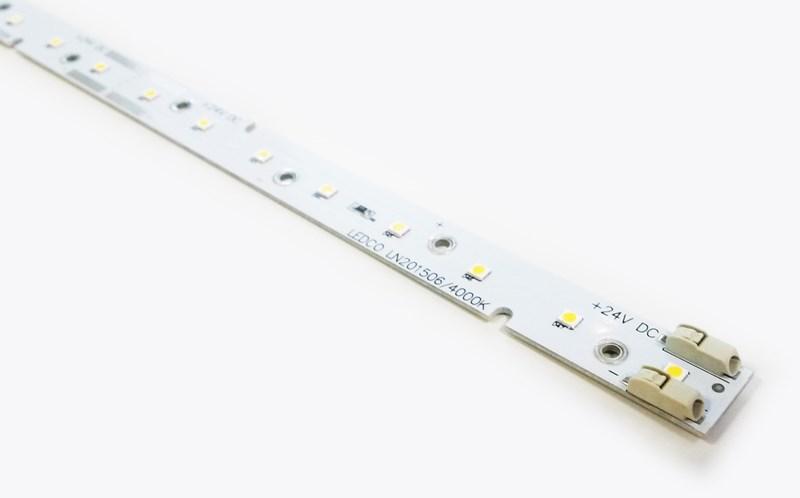 LED modul pod Barrisol, 24VDC, 5.9W, 900lm, 4000K, 960mm ( 6x 160 mm )