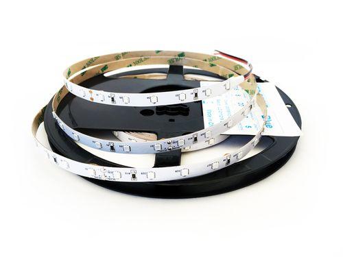 LED pás, 2835 SMD, 60pcs/m, 5W/m, IP00, zelený, 24V, šírka 8mm