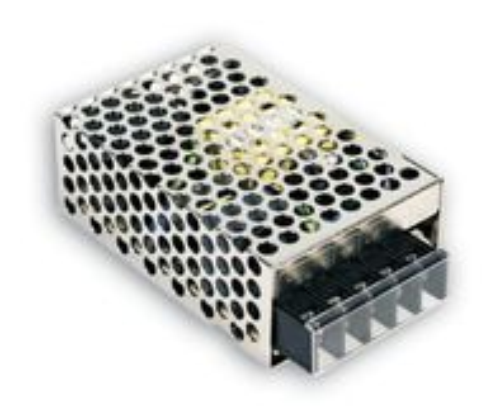 Napájací zdroj, priemyelný, 24V DC, 25W, IP00, svorkovnica bez krytky