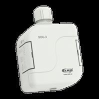 Bezdrôtový RF súmrakový/svetelný senzor/vysielač, IP65, 2xAAA