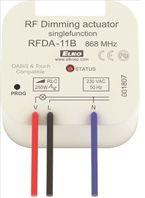 RF / OASiS prijímač 868 MHz, základné prevedenie Stmievací aktor