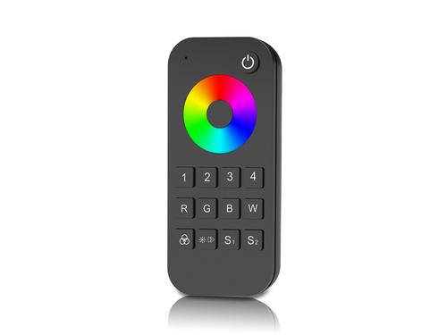 Diaľkový ovládač/stmievač RGBW, 4-zónový pre prijímač LC-SD-V4