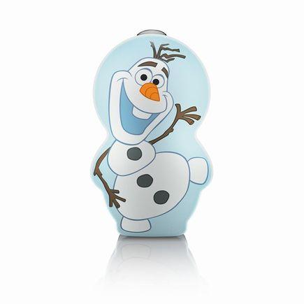 Disney Frozen baterka, LED, 0.3W, bez batérií