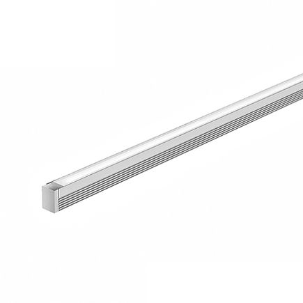 Hliníkový LED profil 0709 7x9mm bez difúzora ( 2.5 )