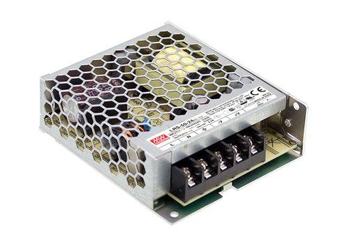 Napájací zdroj, priemyselný, 24V DC, 52W, IP00, 99x82x30mm