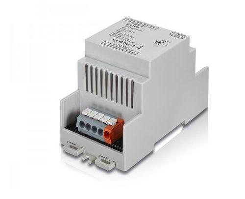 Repeater na din lištu 4x 5A , 12-36V DC,