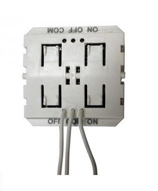 RF Diaľkové ovládanie 2833P, 1 kanalovy modul pod spínač (spolupracuje s prijimacom 1009x)