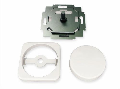 RF stmievač dimmer 2836NF, otočný ovládač na stenu ( spolupracuje s prijimacom 1009 )