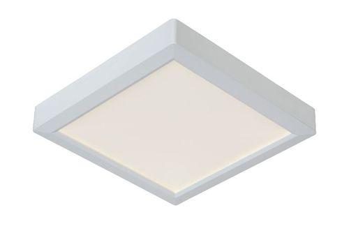 Stropné svietidlo TENDO-LED Plafondlicht Vierkant 22/22cm biele