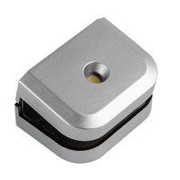 Vitrínové LED svietidlo - klip ZAFIRAS. 12V DC, 1.5W, 6500K, 40x30x25mm