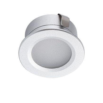 Zápustné mini LED svietidlo IMBER, 12V DC, 1W, 4000K, IP68, d30x16mm