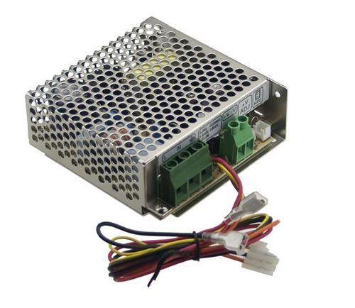 Zálohový napájací zdroj 13.8V, 0~2.6A, 36W, priemysel, pripojenie batérie, 99x97x36mm